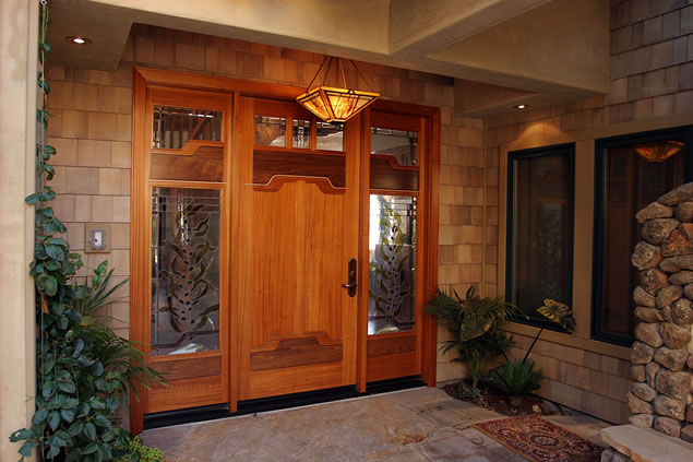 Good Exterior Doors Have Three Main Functions; Security, Style And Insulation.  And Unlike Interior Doors, They Have To Stand Up To The Ravages Of Sun  Damage, ...