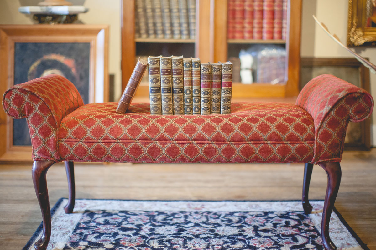 Keever Offers These Tips For Those Looking To Start A Book Collection